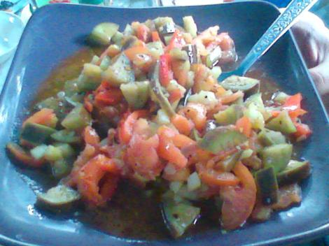 yummy ratatouille